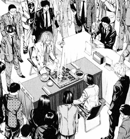 【悲報】ヒカルの碁、最後の大会で主人公が中国と韓国にボロ負けして連載終了…